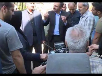 تخریب ویلای ۱۲۰ میلیاردی در فیروزکوه