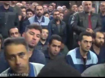 بازدید سرزده آیت الله رئیسی از کارخانه ماشین سازی تبریز