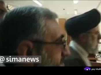 رئیس قوه قضاییه از دادگستری های شهرستانهای ِپیشوا و ورامین بازدید کرد