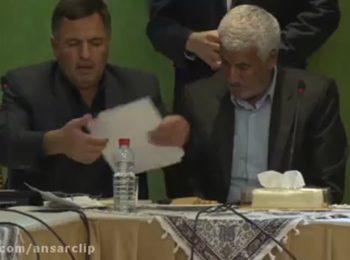 نشست رئیس قوه قضائیه با نمایندگان تشکل های کشاورزی استان اصفهان