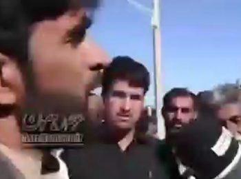درد دل یکی از اهالی مناطق سیل زده سیستان و بلوچستان