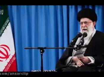 کلیپی تکاندهنده از واکنش سردار سلیمانی به درخواست یکی از فرماندهان در سوریه