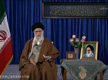 سخنرانی رهبر انقلاب به مناسبت نیمه شعبان ولادت امام زمان (عج)