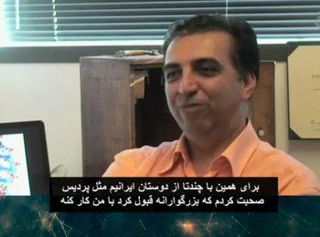 هشدارهای پروفسور علی کرمی درباره سرقت اطلاعات ژنتیک ایرانیان و جنگ بیولوژیک