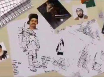 انیمیشن | پرتاب ماهواره نظامی سپاه