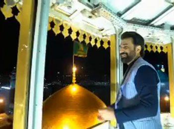 نماهنگ «تولد ماه» با صدای صابر خراسانی ویژه ماه رمضان