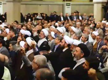 امام خامنه ای: گزینه قطعی ملت ایران مقاومت است