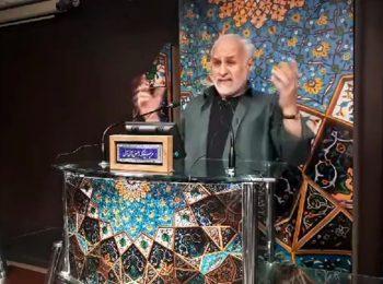 سخنان حسن عباسی درباره فساد اکبر طبری معاون اجرایی صادق لاریجانی