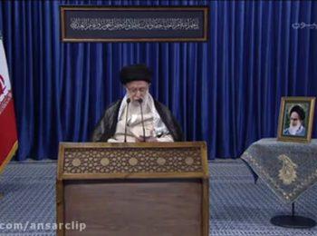 بیانات رهبر انقلاب در ارتباط تصویری با همایش سراسری قوه قضائیه – ۷ تیر ۱۳۹۹