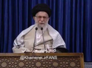 اشاره تلویحی رهبر انقلاب به قرارداد ایران و چین