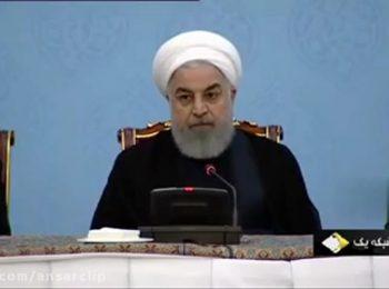 روحانی: هر روز با قیافه مردم نظرسنجی میکنم!!
