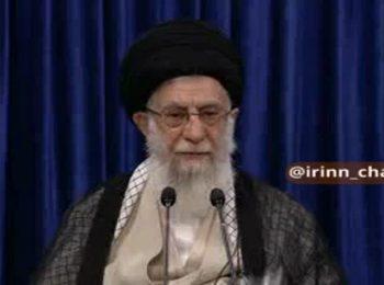 کنایه سنگین رهبر انقلاب به وعده ۱۰۰ روزه روحانی