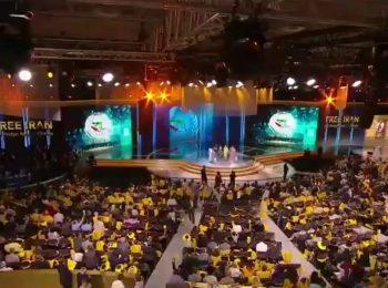 اویغورها در کنفرانس منافقین!