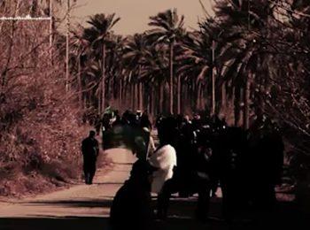 """شنیده شدن صدای """"هل من ناصر"""" از حرم امام حسین (ع) در کربلای معلی"""