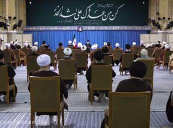 بیانات امام خامنه ای در دیدار اعضای مجلس خبرگان رهبری