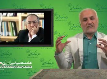 حسن عباسی: اگه کلمه مذاکره رو از لیبرالها بگیری هیچی ندارن…