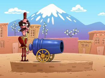 انیمیشن تبریک عید