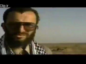 لحظه شهادت سید شهیدان اهل قلم سید مرتضی آوینی