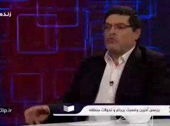 ظریف به من گفت به سوریه نرو، سوریه سقوط میکند!