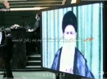 من امیدوارم این انتخابات برخلاف خواسته دشمن مایه ی آبرو ایران شود