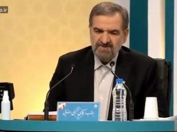 محسن رضایی: سیاهترین دولت ۴۰ سال اخیر دولت آقای روحانی بود