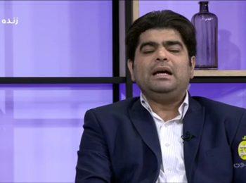 فیلم کامل سخنان دکتر علیرضا زاکانی درباذه مدیریت فاجعه بار زنگنه