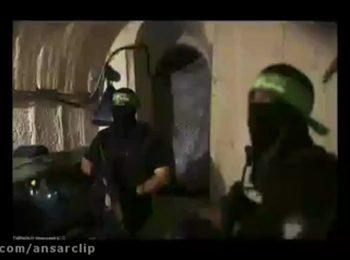 وحشت اسرائیل از تونل های محور مقاومت!!