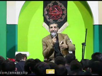 حاج حسین یکتا: فکرهایتان را به امام زمان (عج) بدهید!