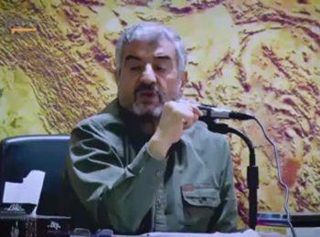 سخنان مهم سرلشکر جعفری در جمع مدیران سازمان فضای مجازی سراج