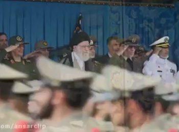 نماهنگ «ایران تحت فرامین علی ست» با نوای حاج محمود کریمی