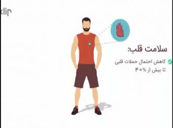 برای جلوگیری از گرفتگی عضلات چه کنیم؟!