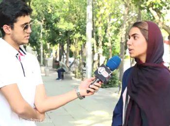نفتکش انگلیسی در خیابان های تهران