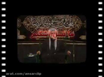 پاسخ حاج احمد پناهیان به اظهارات نسنجیده وزیر بهداشت درباره عزاداری