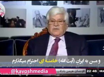 حسن العلوی کارشناس سکولار عراقی آیت الله خامنه ای را چگونه توصیف کرد؟!
