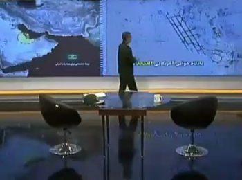 سردار حاجی زاده: تکان بخورند موشکها را توی سرشان میزنیم