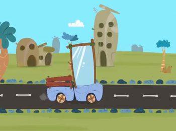 انیمیشن طنز گاگولا | این قسمت: تصادفات جاده ای