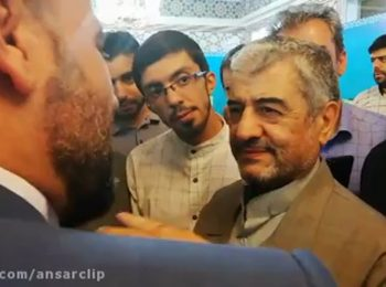 رفع مشکلات مردم و جوانان توسط سردار جعفری