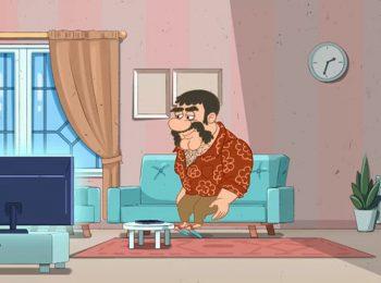 انیمیشن بل بشو | این قسمت: تصاویر خصوصی