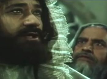 بخشی از داستان قربانی کردن حضرت اسماعيل توسط حضرت ابراهيم (ع)