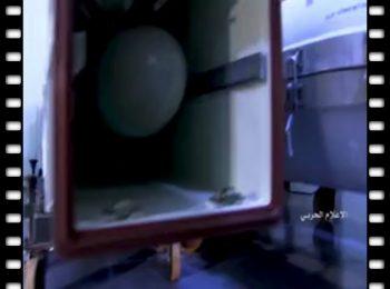 تصاویری از زرادخانه موشکی حزب الله لبنان