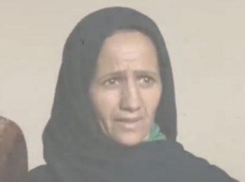 علاقه مردم رنج دیده سیستان و بلوچستان نسبت به شهید سلیمانی