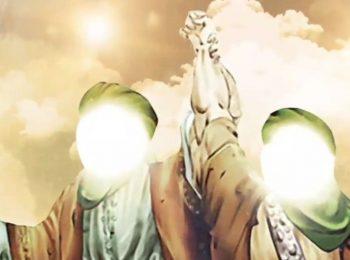 استوری به مناسبت عید قربان و آغاز دهه امامت و ولایت