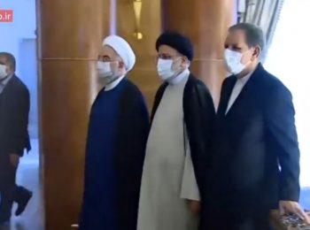 میراث روحانی برای دولت رئیسی